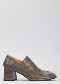 Туфли Fabio Rusconi Gianna на толстом каблуке, фото