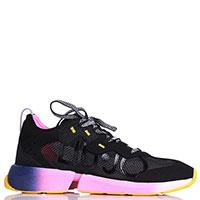 Черные кроссовки Liu Jo на массивной подошве, фото