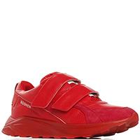 Красные кроссовки Bogner на липучках, фото
