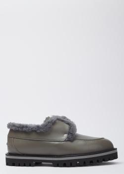 Низкие ботинки Le Silla на меху, фото