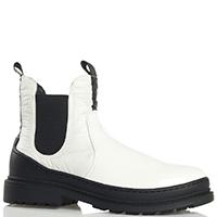 Ботинки-челси Liu Jo белого цвета, фото