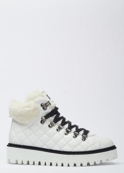 Стеганые ботинки Bogner на меху, фото