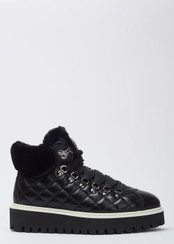 Зимние ботинки Bogner на меху, фото