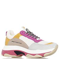 Кроссовки Fornarina с разноцветными вставками, фото