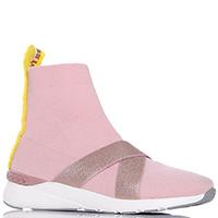 Розовые кроссовки Tommaso Marino без шнуровки, фото