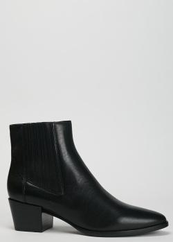 Черные челси Rag & Bone на устойчивом каблуке, фото