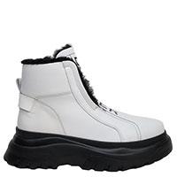 Ботинки Bogner белого цвета зимние, фото