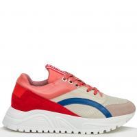 Разноцветные кроссовки Bogner на толстой подошве, фото