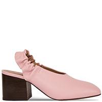 Слингбэки Marni розового цвета, фото