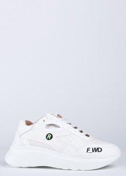 Кроссовки FWD Lab белого цвета, фото
