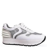 Кроссовки Voile Blanche белого цвета, фото