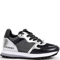 Кроссовки Liu Jo черного цвета, фото