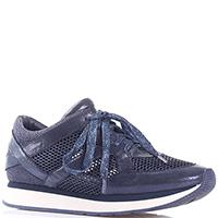 Кроссовки Uma Parker синего цвета на толстой подошве, фото