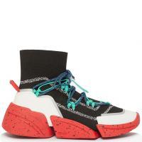 Женские кроссовки Kenzo разноцветные, фото