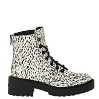 Ботинки Kenzo с леопардовым принтом, фото