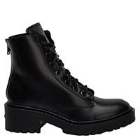 Черные ботинки Kenzo на меху, фото