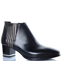 Кожаные ботинки Griff Italia с заостренным носочком, фото