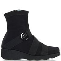 Текстильные ботинки Thierry Rabotin с боковой молнией, фото