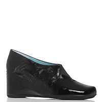 Черные туфли Thierry Rabotin из лаковой кожи, фото