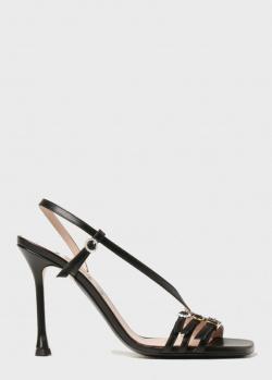 Босоножки N21 на высоком каблуке, фото