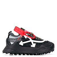 Кроссовки Off-White на ребристой подошве , фото