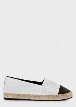 Эспадрильи Philipp Plein Skull с тисненым узором, фото