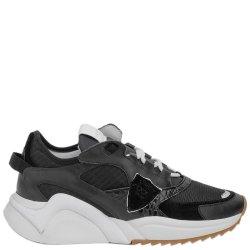 Черные кроссовки Philippe Model на толстой подошве, фото