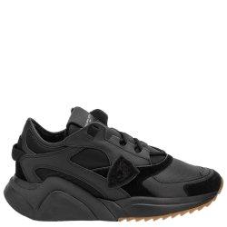 Черные кроссовки Philippe Model на меху, фото