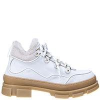 Замшевые ботинки Stokton на шнуровке, фото