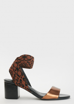 Босоножки Liu Jo Thelma на среднем каблуке, фото