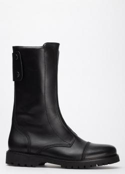 Высокие ботинки Zadig & Voltaire без шнуровки, фото