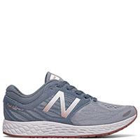 Беговые кроссовки New Balance Zant Performance Running Fresh Foam серого цвета, фото