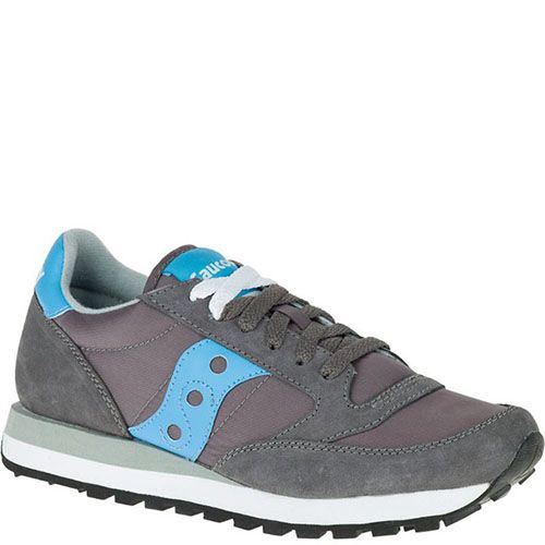 Кроссовки Saucony Jazz Original Charcoal Blue, фото