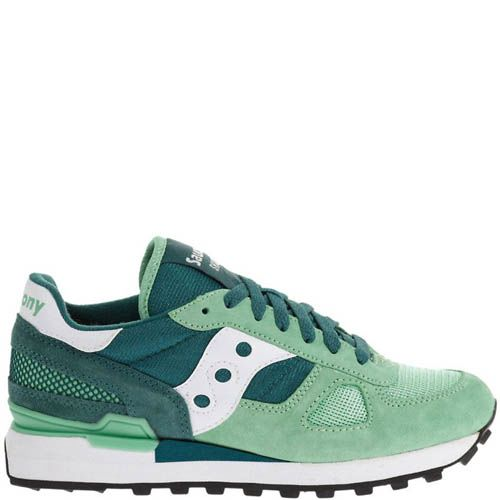 Кроссовки Saucony SHADOW ORIGINAL Green Teal, фото