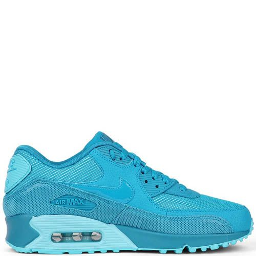 Кроссовки Nike Air Max 90 Rrem женские в синих оттенках, фото
