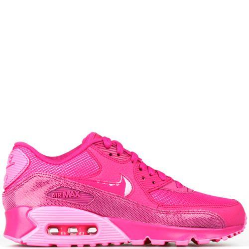 Кроссовки Nike Air Max 90 Rrem женские в розовых оттенках, фото