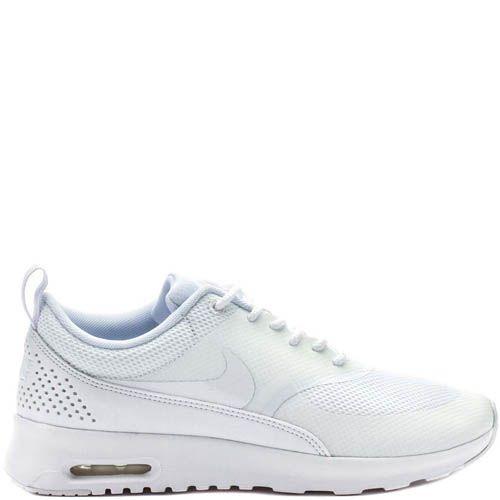 Кроссовки Nike Air Max Thea женские белого цвета, фото
