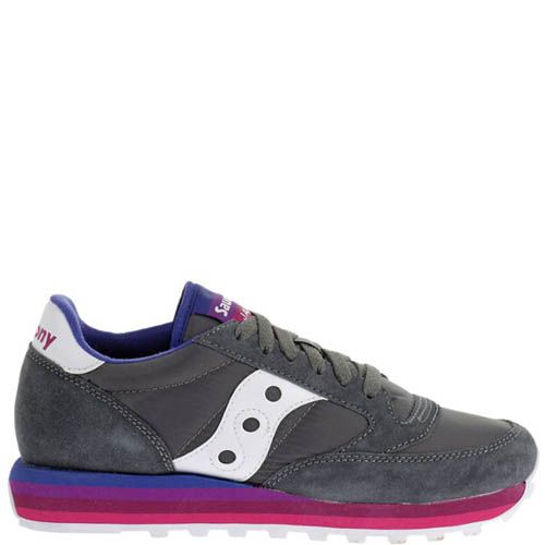 Кроссовки Saucony Jazz O Charcoal Purple, фото