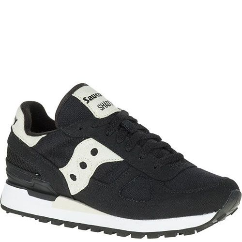Кроссовки Saucony Shadow Original Vegan Black, фото