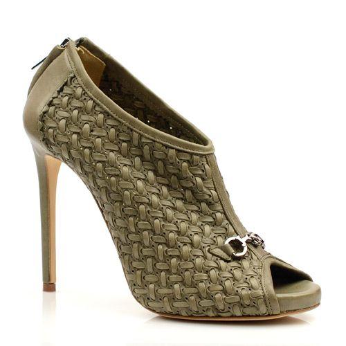 Женские туфли John Richmond серые, фото