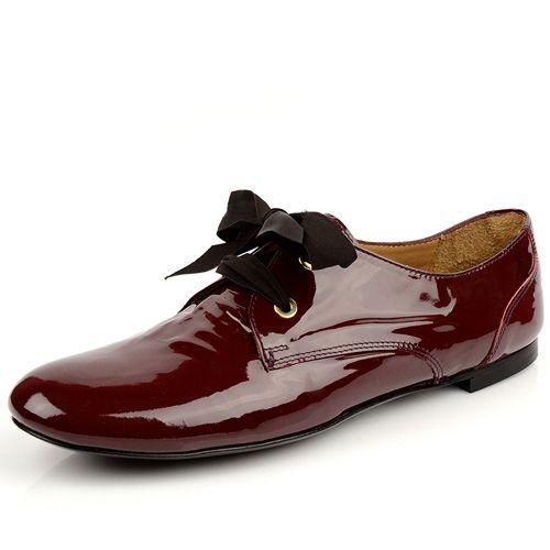 Лакированые женские туфли Studio Pollini, фото