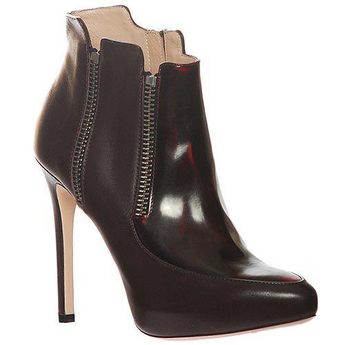 Демисезонные ботинки Giorgio Fabiani коричневого цвета, фото