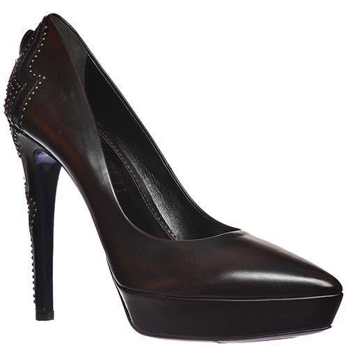 Туфли Loriblu из натуральной кожи, фото