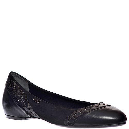 Туфли Loriblu из натуральной кожи и замши, фото
