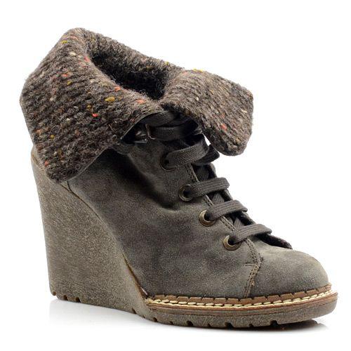 Женские зимние ботинки Tosca Blu, фото