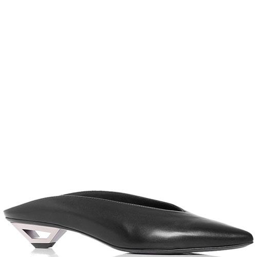 Мюли-лодочки Vic Matie на низком каблуке, фото
