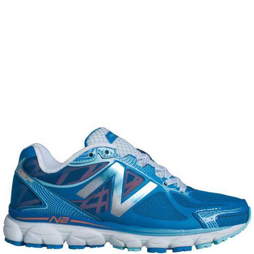 Кроссовки New Balance женские для бега в голубом цвете, фото