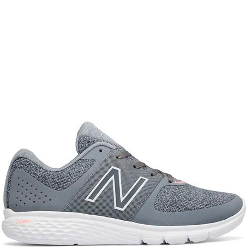 Женские беговые кроссовки New Balance 365 серого цвета, фото