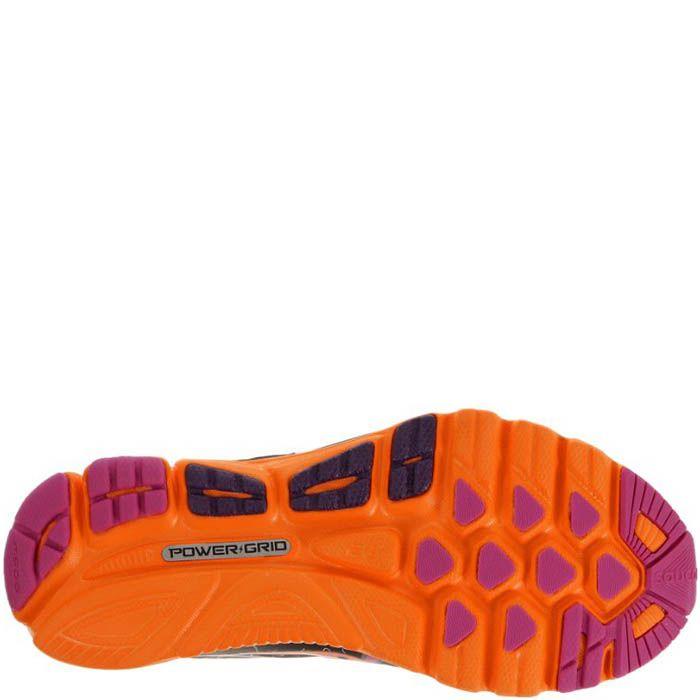 Кроссовки Saucony Kinvara 6 Runshield Black Orange Purple