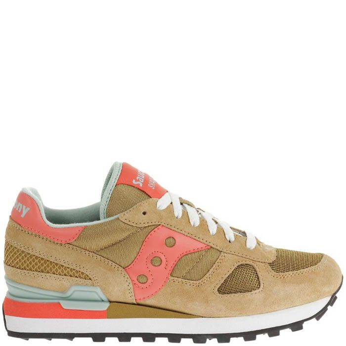 Кроссовки Saucony Shadow Original Beige Pink